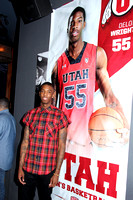 DELON WRIGHT'S 2015 NBA DRAFT PARTY